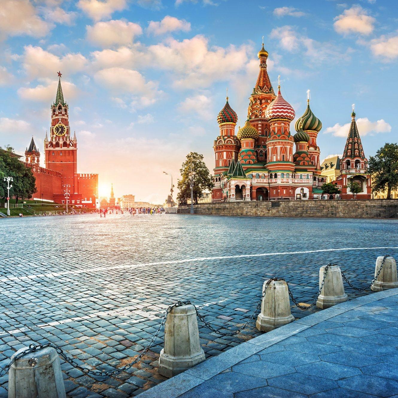 Moscow-Dawn