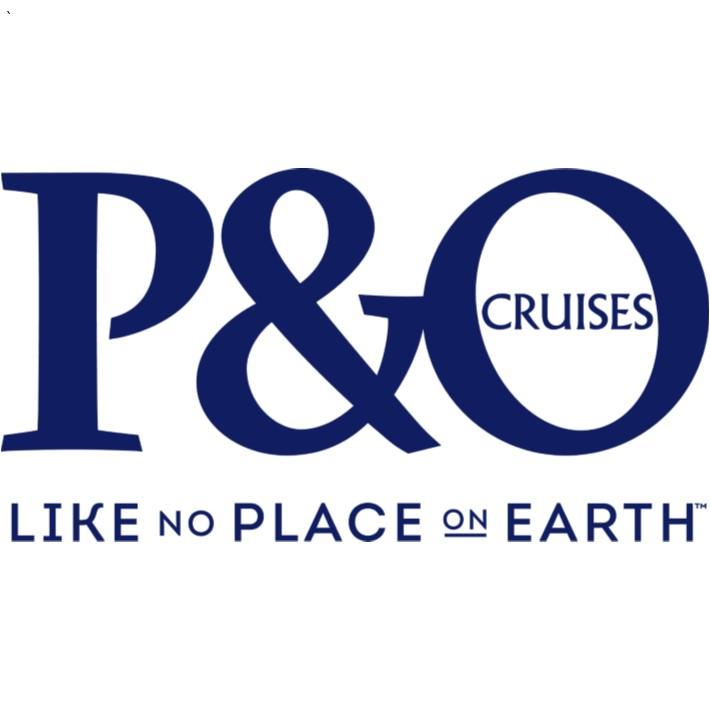 P&O square logo
